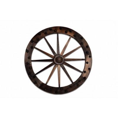Dekoratívne drevené koleso