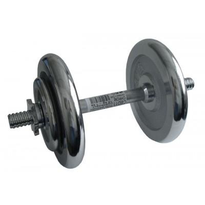 Činka nakladacia, jednoručné, chrómová - 14 kg