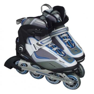 Kolieskové korčule fitness - vel.38