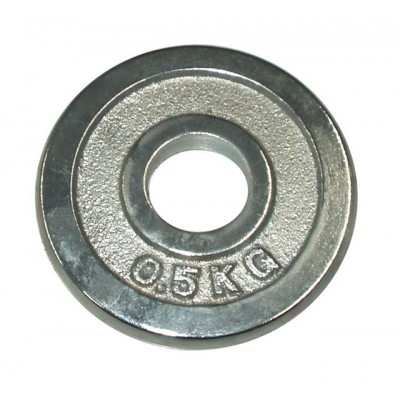 Kotúč chróm 0,5 kg - 30 mm