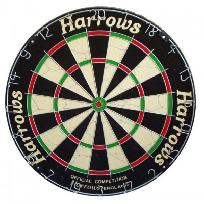 terč Harrows