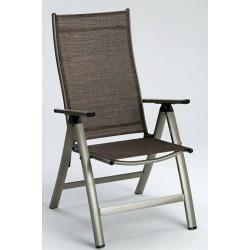 Kovové stoličky