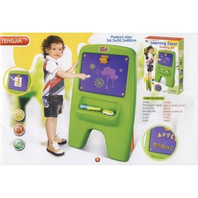 Detská tabula G21 magnetická s klipom