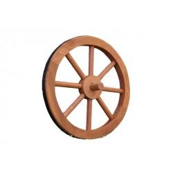 Drevené kolesá a kormidlá