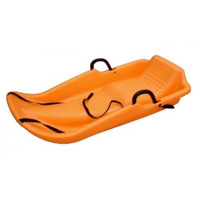 Olympic plastový bob - oranžový