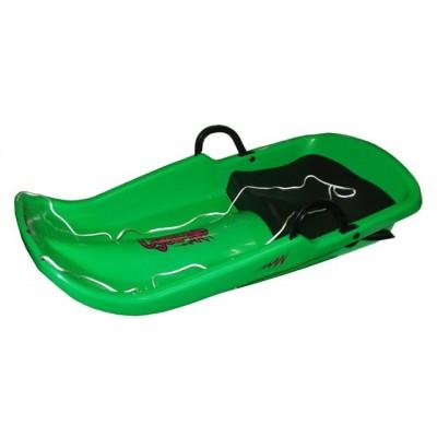 Cyclone plastový bob - zelený