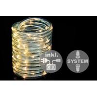 diLED rozšíriteľný svetelný kábel - 60 diód, 5 m + TRAFO