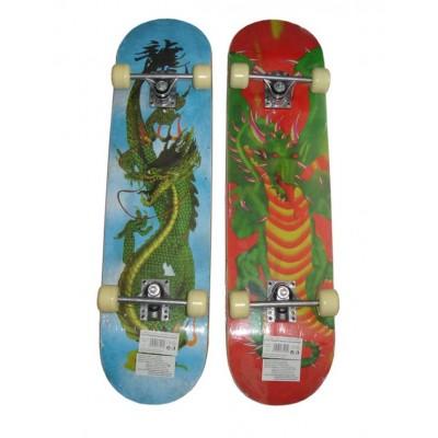 Skatebord závodný - pre rekreačné účely