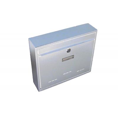 Schránka poštová G21 RADIM veľká 310 x 360 x 90 mm biela
