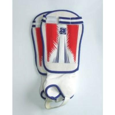Futbalové chrániče holení - vellikosti XL