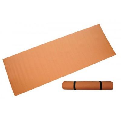 Gymnastická podložka 173 x 61 x 0,4 cm, oranžová