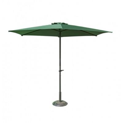 Slnečník ø 270 cm - zelený