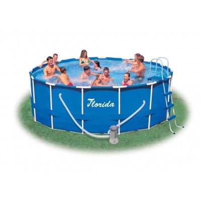 Bazén Florida 4,57 x 1,22 m  + kartušová filtrácia