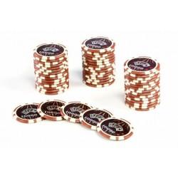 Sady žetónov na poker