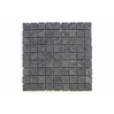Mozaika Garth z andezitu - čierna obklady 1 m2