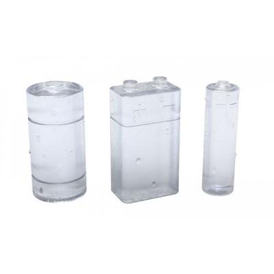 3D Ledové Baterie