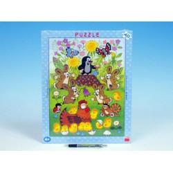 Papierové puzzle 15 - 75 dielikov