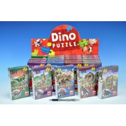 Papierové puzzle 100 - 260 dielikov