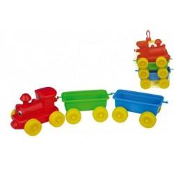 Vlaky, tanky, lode