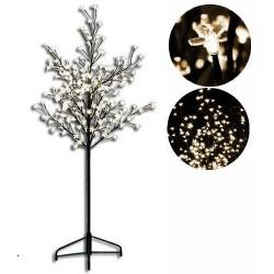 LED stromčeky a vetvičky