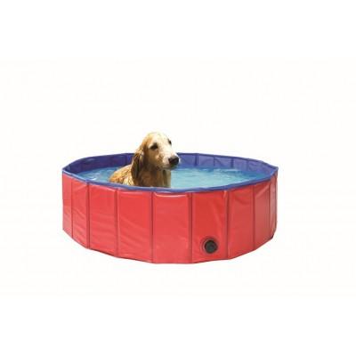 Bazén pre psov skladací - 120 cm