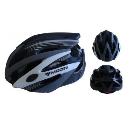 Cyklistická helma veľkosť M - čierna