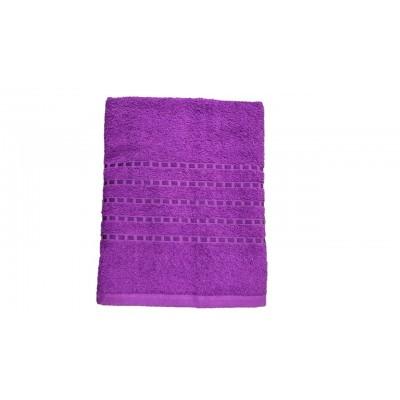 Osuška Prúžok - Stripe fialová