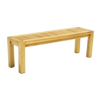 Záhradná drevená lavica - BILL