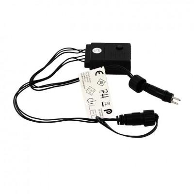 diLED ovládač s 8 rôznymi svetelnými efektmi a pamäťovou funkciou