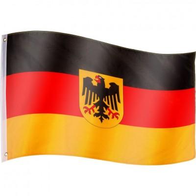 Vlajka nemecký orel - znak - 120 cm x 80 cm