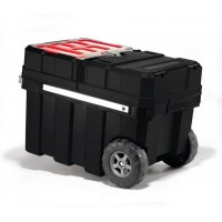 Kufrík na náradie MASTERLOADER - čierny
