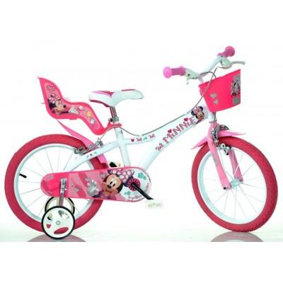 """Detský bicykel Dino MINNIE 14"""""""