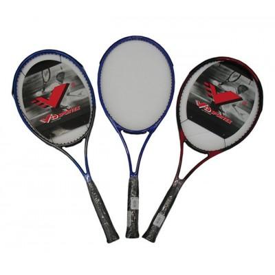 Raketa tenisová 100% grafitová