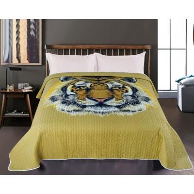 Prehoz na posteľ TYGER 140 x 220 cm