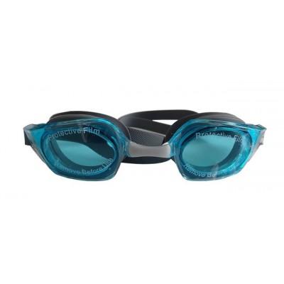 Závodné plavecké okuliare TORNADO so zrkadlovkou