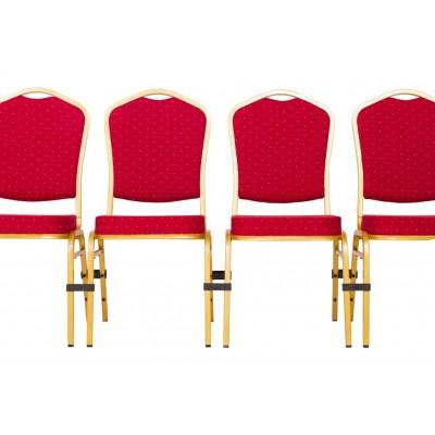 Plastová spona pre banketové stoličky