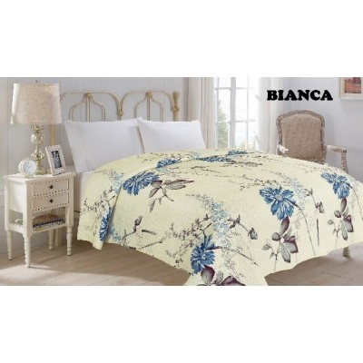 Prehoz na posteľ BIANCA 220 x 240 cm
