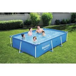 Bazény s konštrukciou
