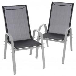 Stohovateľné stoličky