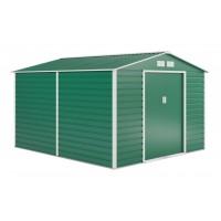 G21 Záhradný domček GAH 884 - 277 x 319 cm, zelený