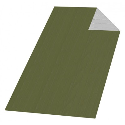Izotermická zelená fólia SOS - 210 x 130 cm