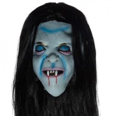Halloweenská maska - čarodejnica