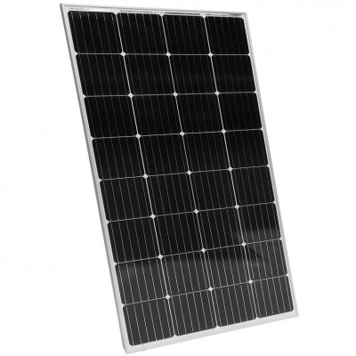 Fotovoltaický solárny panel, 165 W, monokryštalický