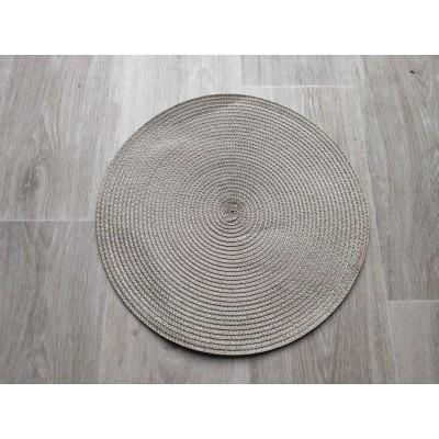 Prestieranie okrúhle 35 cm - svetlé cappucino