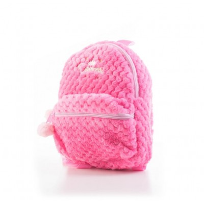 G21 batoh detský plyšový, ružový