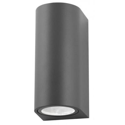 Nástenné osvetlenie Nova Luce Nero R, 15 cm