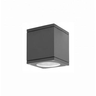Svietidlo Nova Luce CERISE S TOP GREY stropné, IP 54, GU10