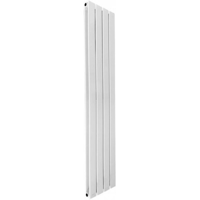 Vertikálny radiátor, stredové pripojenie, 1600 x 304 x 69 mm