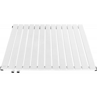 AQAMARIN Horizontálny radiátor, 600 x 886 x 52 mm