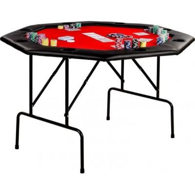 Pokrový stôl - červený